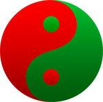 $オーラソーマ 総合情報サイト ブログ-太極図