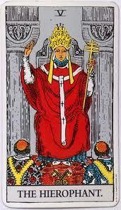 ウエイト版 法王