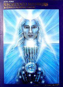 $オーラソーマ 総合情報サイト ブログ-Ascended Master
