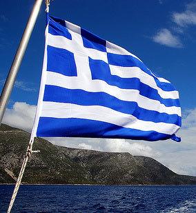 ギリシャ国旗
