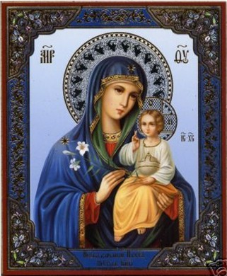 マリアとキリスト