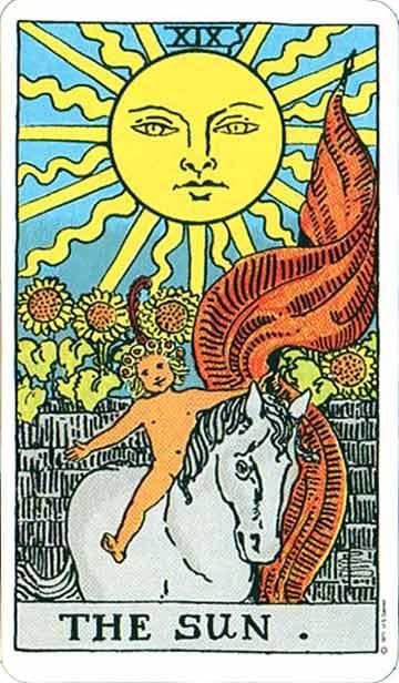 ウエイト版 太陽