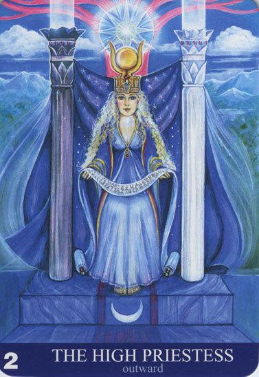 $オーラソーマ 総合情報サイト ブログ-2 The High Priestess
