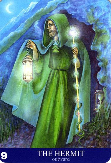 9 The Hermit