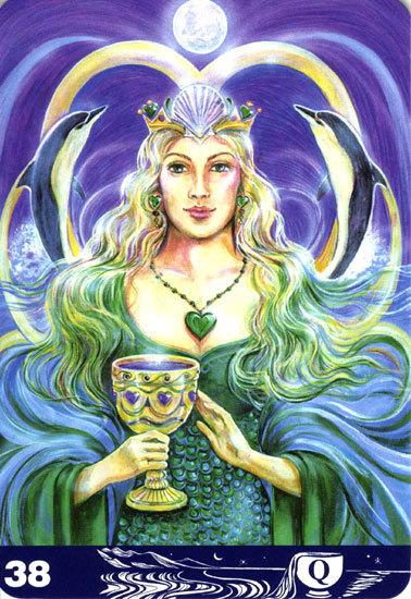 38 Queen of Cups