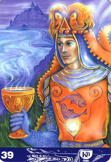 39 Knight of Cups
