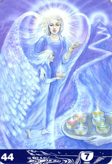 44 Seven of Cups