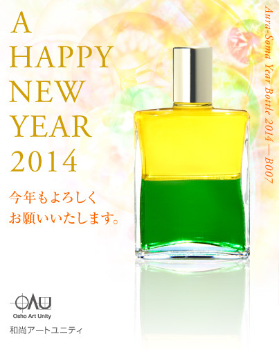 A HAPPY NEW YEAR ! 2014