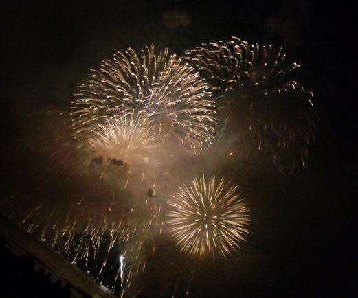 $オーラソーマ 総合情報サイト ブログ-鎌倉花火大会9