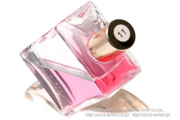 $オーラソーマ 総合情報サイト ブログ-B011 Chain of Flowers / Essene Bottle I