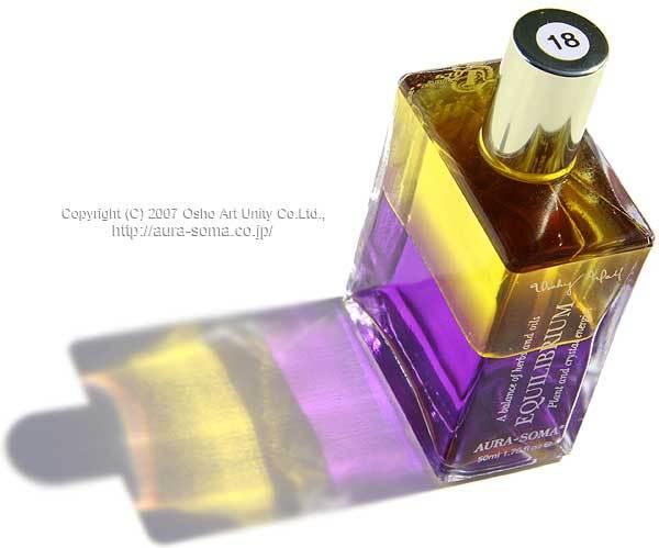 $オーラソーマ 総合情報サイト ブログ-B018 Egyptian Bottle I / Turning Tide