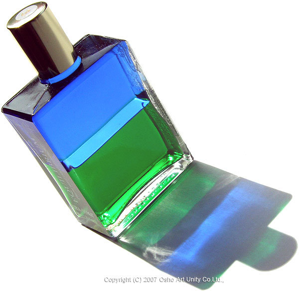 B003 Atlantean / Heart bottle