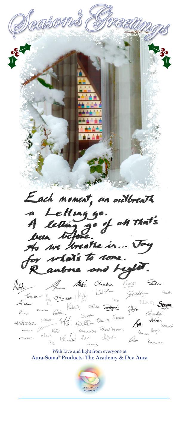 Happy Christmas! UK