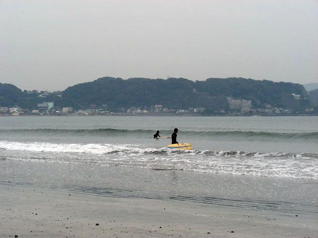 $オーラソーマ 総合情報サイト ブログ-秋の由比ヶ浜海岸・1