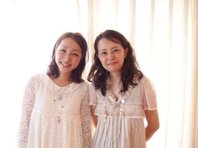 $オーラソーマ 総合情報サイト ブログ-石黒寛子さんのカラーダイアリーお茶会8