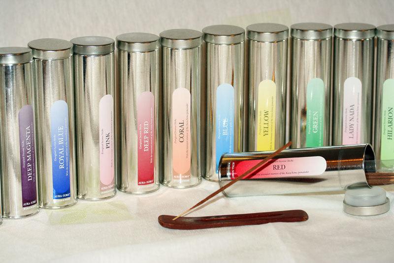 $オーラソーマ 総合情報サイト ブログ-incense