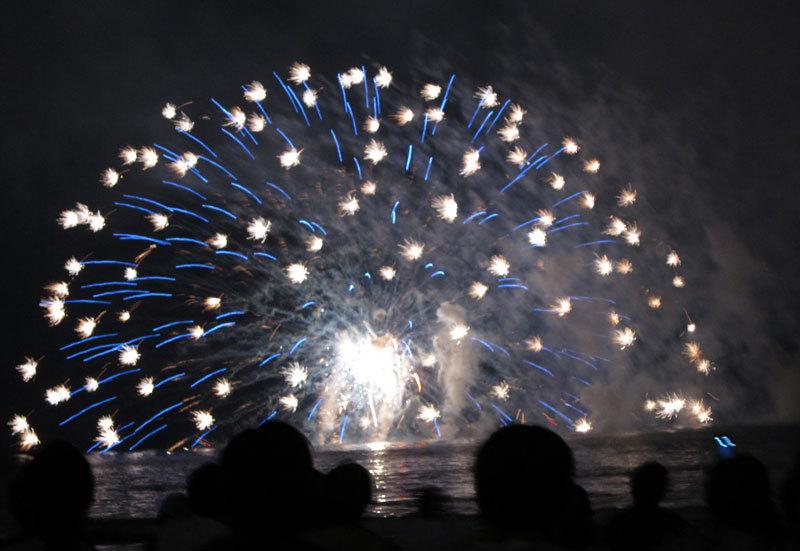 $オーラソーマ総合情報サイト・ブログ-水中花火