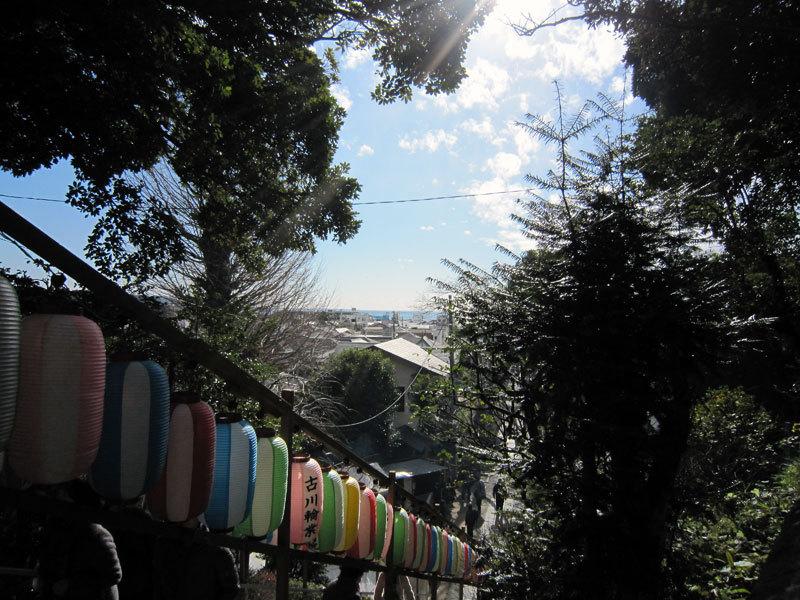 $オーラソーマ 総合情報サイト ブログ-甘縄神社・2