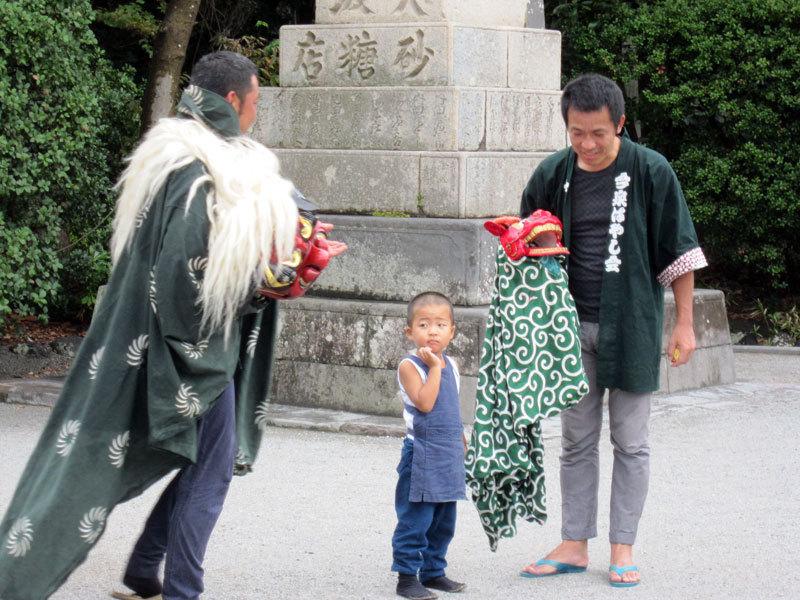 $オーラソーマ 総合情報サイト ブログ-八幡様の例祭・3
