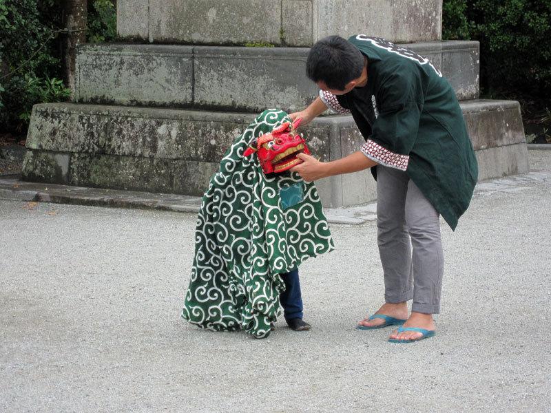 $オーラソーマ 総合情報サイト ブログ-八幡様の例祭・4