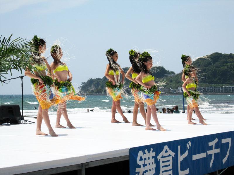 $オーラソーマ 総合情報サイト ブログ-由比ヶ浜ビーチフェスタ1