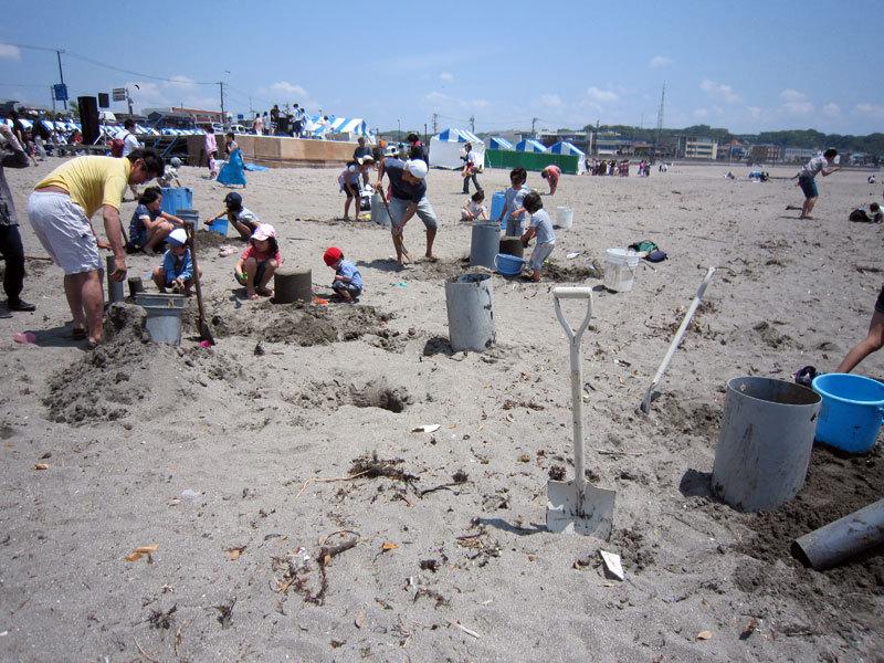 $オーラソーマ 総合情報サイト ブログ-由比ヶ浜ビーチフェスタ6
