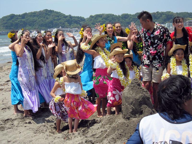 $オーラソーマ 総合情報サイト ブログ-由比ヶ浜ビーチフェスタ9