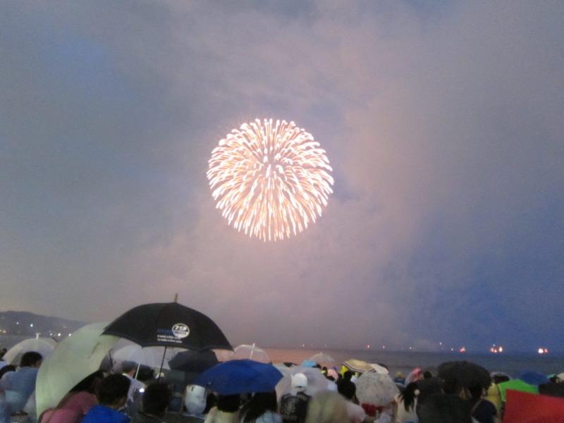 $オーラソーマ 総合情報サイト ブログ-鎌倉花火1