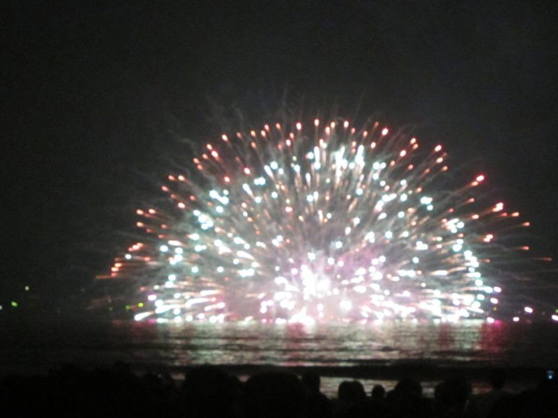 $オーラソーマ 総合情報サイト ブログ-鎌倉花火2