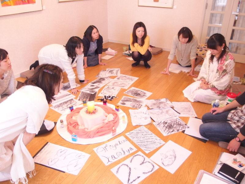 $オーラソーマ 総合情報サイト ブログ-石黒寛子さん2014/1_2