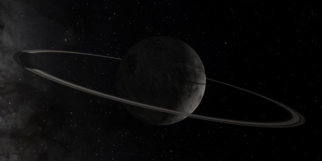 小惑星カイロン