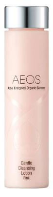 A02P ジェントル クレンジング ローション (ピンク) 75ml お肌を保護しながら、お肌の汚れをやさしく落とす<エイオス スキンケア>