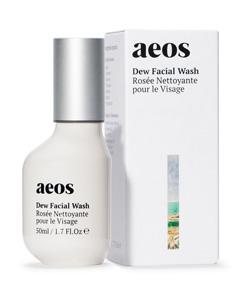 A03N デュウ フェイシャル ウォッシュ 50ml AEOSスキンケアシリーズ中、最もユニークな使い方をする洗顔料<エイオス スキンケア>