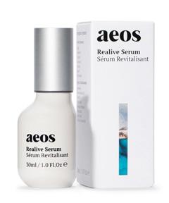 A06N リアライブ セラム 30ml 保湿しながら、外部環境や刺激からお肌を守る、お肌の強い味方<エイオス スキンケア>