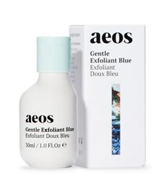A08BN ジェントル エクスフォリエント (ブルー) 30ml お肌をいたわりながら、古くなった角質を取り除く<オーラソーマ・エイオス スキンケア>
