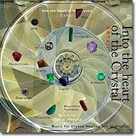 GCD01 クリスタル・ヒーリング ジェームズ・マキオン James Mckeon<エオラCD>