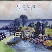 ACD02 リバース オブ ライフ ジェームス アッシャー James Asher<オーラソーマ・ミュージックCD>