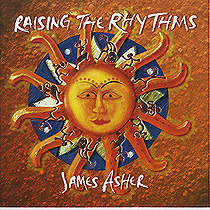ACD04 ライジング ザ リズムス ジェームス アッシャー James Asher<オーラソーマ・ミュージックCD>