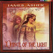 ACD08 ダンス オブ ザ ライト ジェームス アッシャー James Asher<オーラソーマ・ミュージックCD>