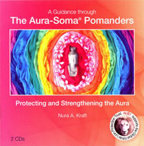 ACD12 CD ザ オーラソーマ ポマンダー(英語) ヌラ ミュラー Nura Muller<オーラソーマ・ミュージックCD>