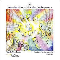 ACD15 イントロダクション トゥ ザ マスターシークエンス (2枚組/英語) マイク ブース  Mike Booth <オーラソーマ・ミュージックCD>