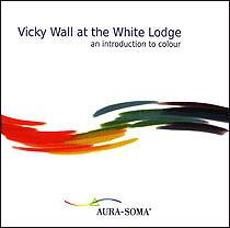 ACD17 ヴィッキーウォール アット ザ ホワイトロッジ(英語) ヴィッキー ウォール  Vicky Wall <オーラソーマ・ミュージックCD>
