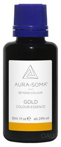 CE05 ゴールド 自分の中心に定まり、内なる価値を認める。<オーラソーマ・カラーエッセンス 30ml>