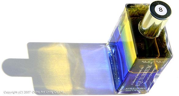 オーラソーマ イクイリブリアム ボトル B008 アヌビス Anubis