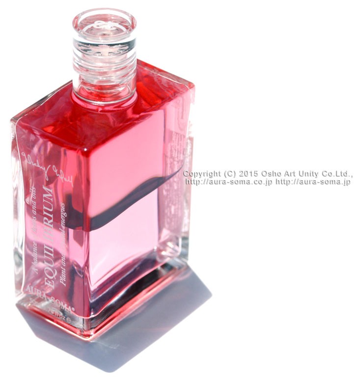オーラソーマ イクイリブリアム ボトル B023 愛と光 LoveandLight
