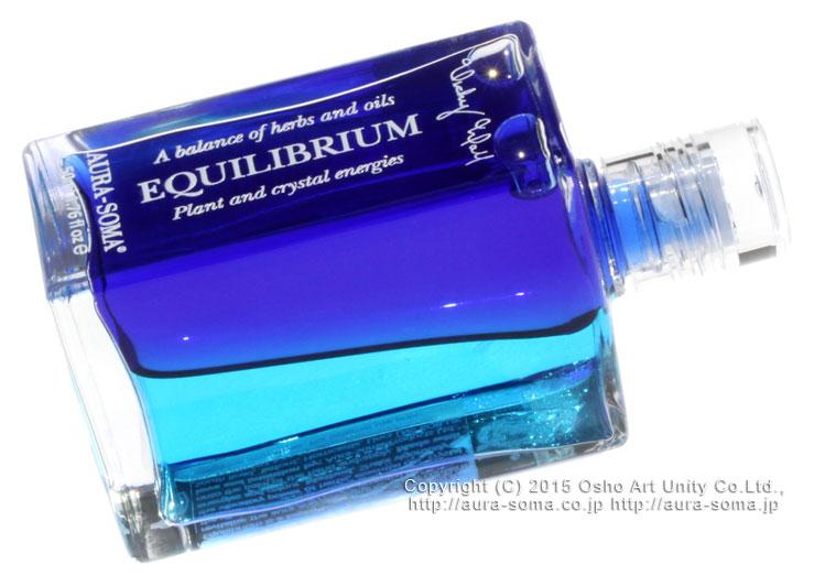 オーラソーマ イクイリブリアム ボトル B033 ドルフィンボトル / 目的をもった平和 Dolphinbottle/PeacewithaPurpose