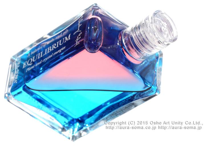 オーラソーマ イクイリブリアム ボトル B034 ヴィーナスの誕生 BirthofVenus