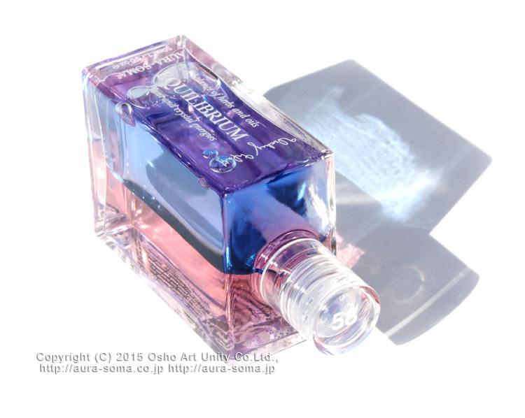 オーラソーマ イクイリブリアム ボトル B058 オリオン と アンジェリカ Orion&Angelica