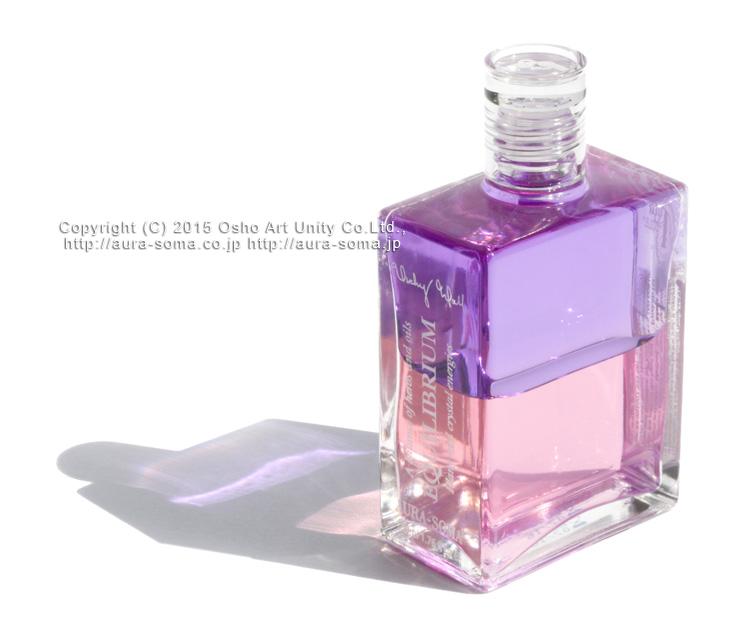 オーラソーマ イクイリブリアム ボトル B066 女優 / ビクトリアのボトル TheActress/TheVictoriabottleTheActress