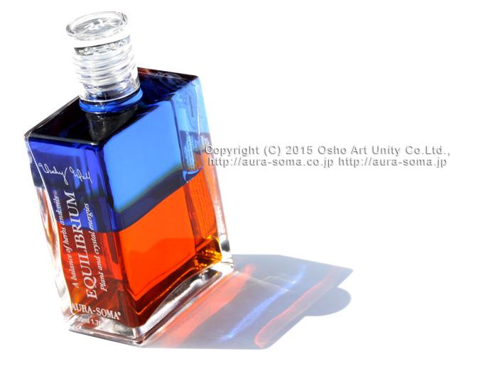オーラソーマ イクイリブリアム ボトル B072 道化師 / パリアッチ TheClown/Pagliacci